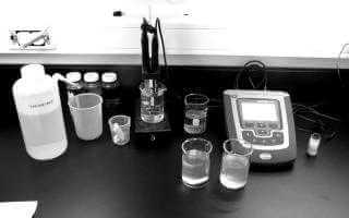 Water Testing in a Lab